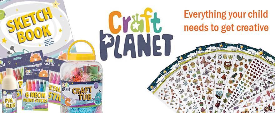 craft-planet